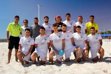 Beach Soccer de Balaruc-les-Bains