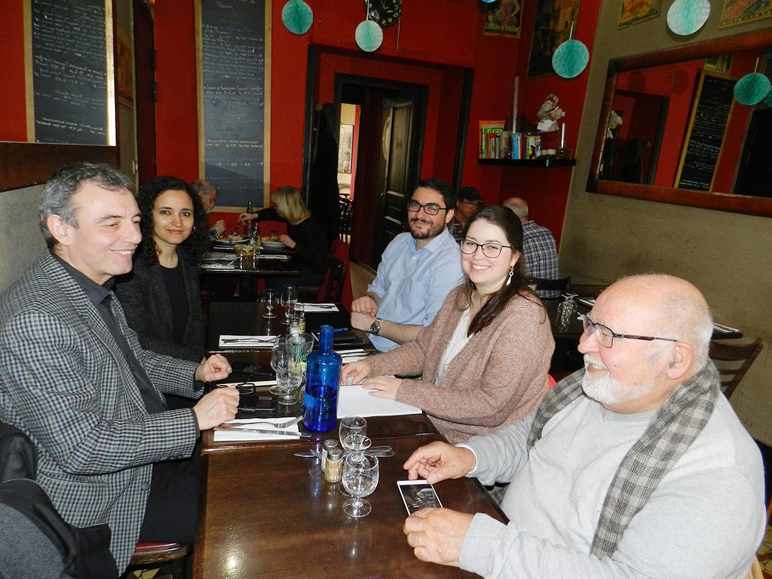 João Oliveira encontra-se com Conselheiros das Comunidades
