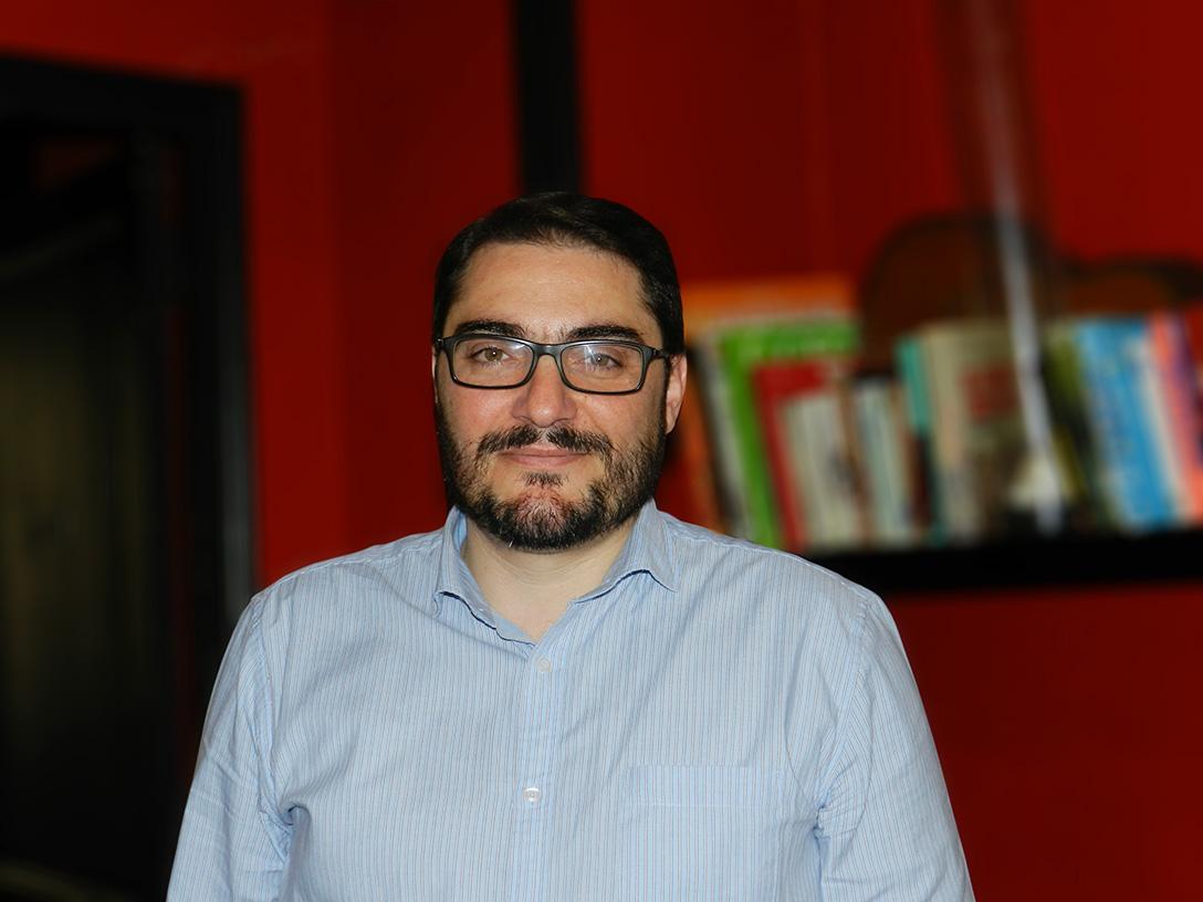 João Oliveira, líder Parlamentar do PCP