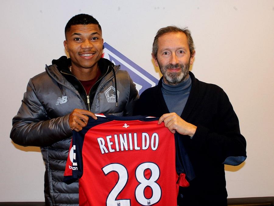 872e5bba619ab0 Futebol: Reinildo estreou-se com a camisola do Lille - LusoJornal