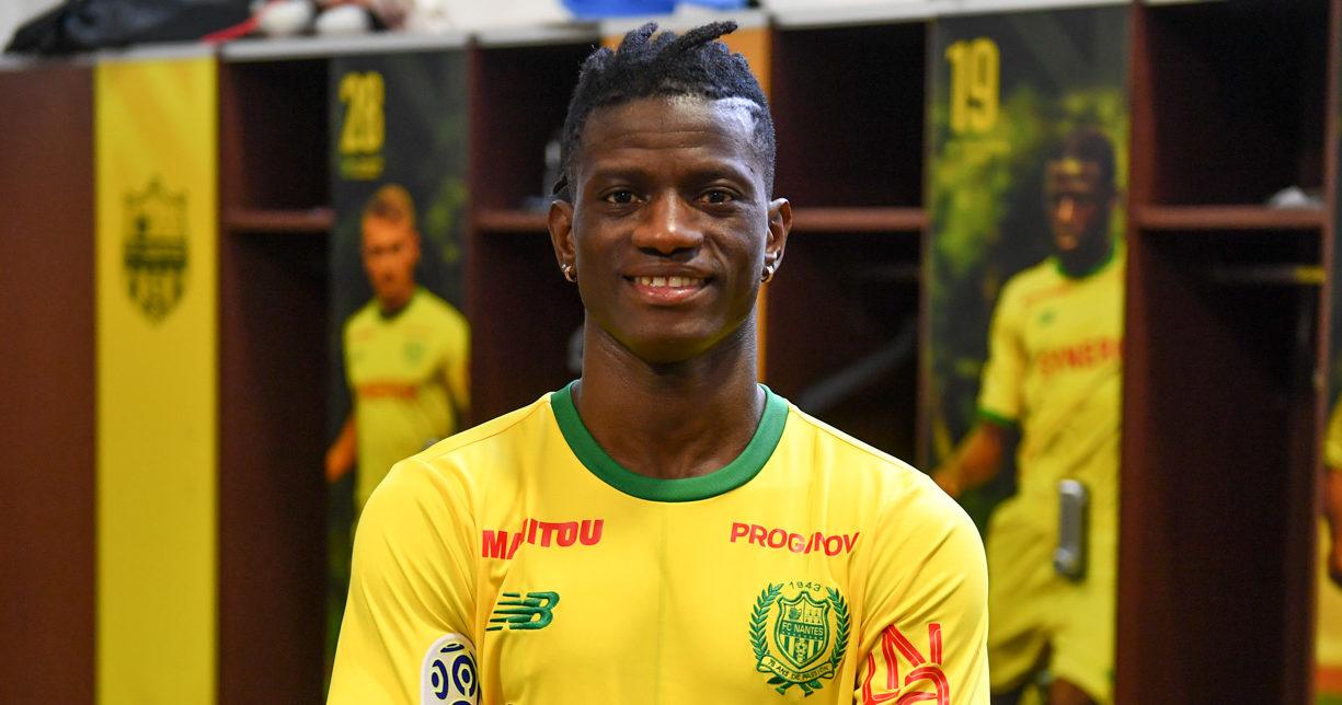 234ca770d53d11 Futebol: Edgar Ié, emprestado com sucesso ao Nantes - LusoJornal