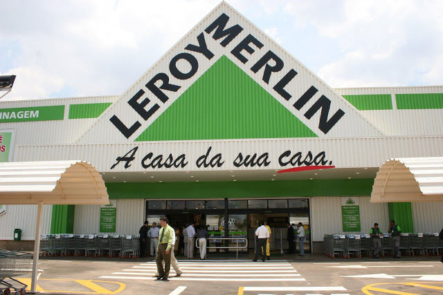 Guimarães: Leroy Merlin abriu 16ª loja em Portugal - LusoJornal